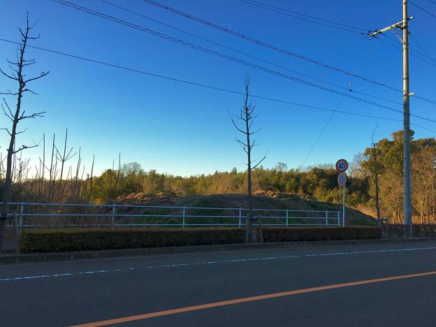 写真: 山下しずおが公約違反して勝手に土地の一部を売却しようとしてる、小牧市農業公園予定地 - 2