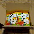 写真: ライオン菓子:なしのど飴 - 1