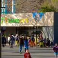 写真: 東山動植物園:正門前に新たにオープンした、飲食店兼土産屋「ズーボゲート」 - 5