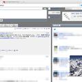 写真: Opera 37の動画ポップアップ再生機能(YouTube見ながら、ついっぷる)
