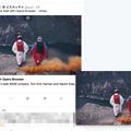 写真: Opera 37:TwitterでVimeo動画のポップアップが可能