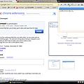 写真: Chromeエクステンション:Chromepad