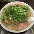 写真: 来来亭のチャーシュー麺