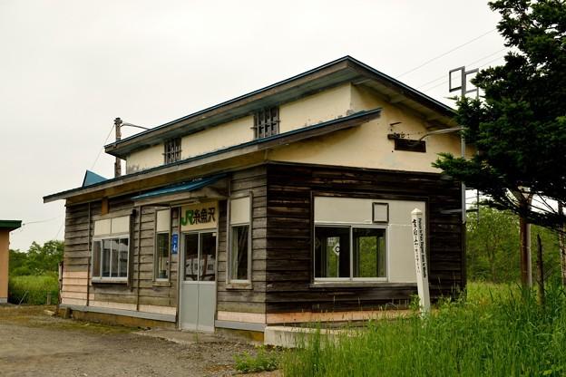 糸魚沢駅 - 写真共有サイト「フ...