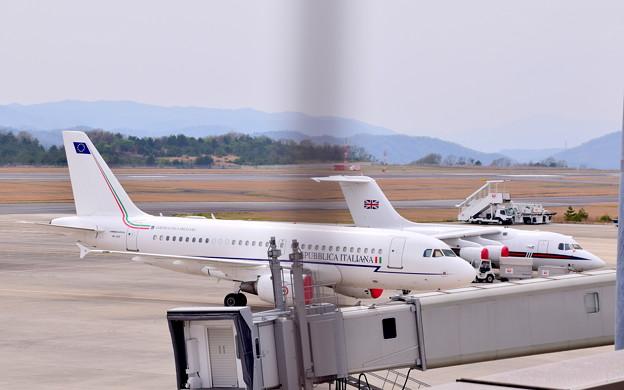 イタリア空軍 エアバスA319-115CJ(MM62209)-2