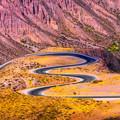 写真: アタカマ砂漠