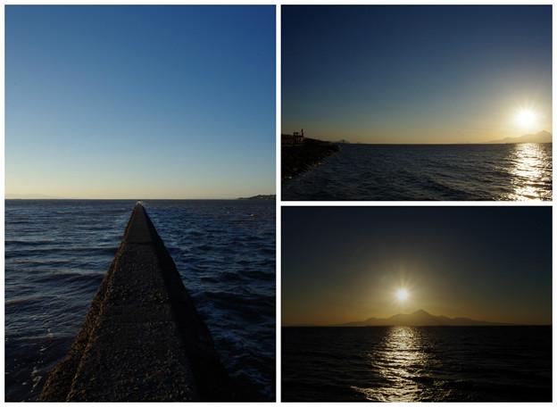 海の中道を行く1