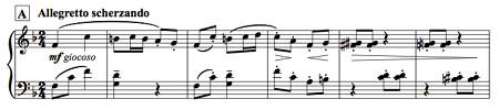 ピアノソロ「トリック・オア・トリート」