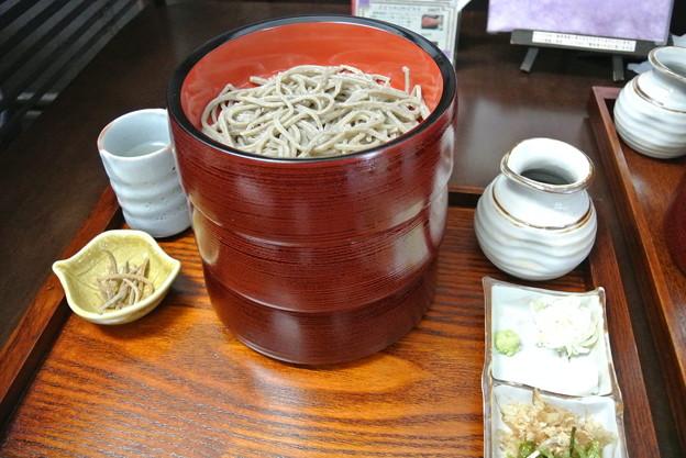 蕎麦カフェもなてしお 2014.06 (19)