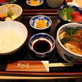 Photos: きし麺定食