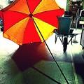 Parasol shade.....