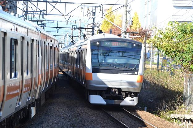 E233系0番台 八トタH56編成 [JR 昭島駅]