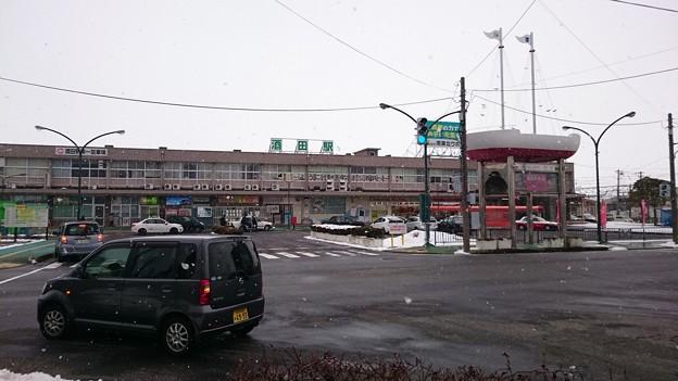 駅舎 [JR 酒田駅]