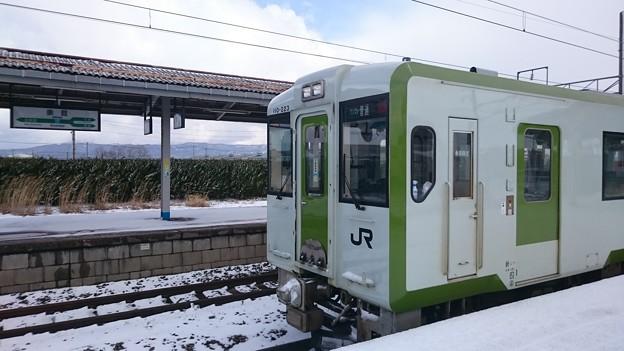 写真: キハ110系 キハ110-223 [JR 余目駅]