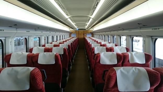車内 (E3系 仙カタL71編成) [JR 新庄駅]