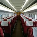 写真: 車内 (E3系 仙カタL71編成) [JR 新庄駅]