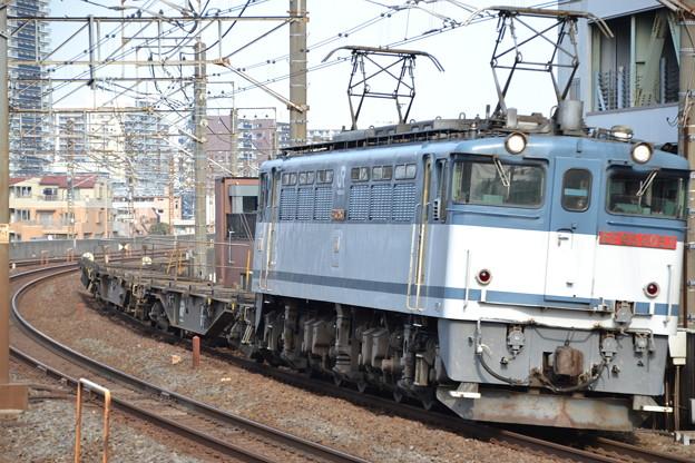 EF65 2057 [JR常磐線 亀有駅]