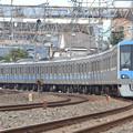 小田急4000形 4065F [JR 常磐線 馬橋-北松戸]