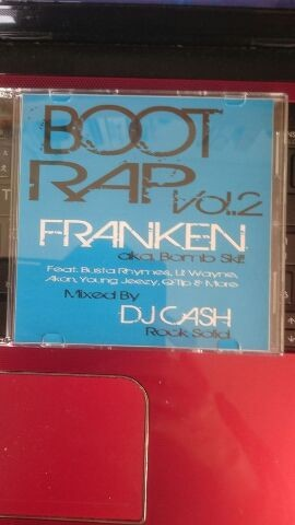 FRANKEN BOOT RAP vol.2