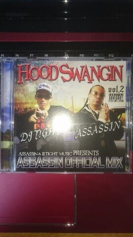assassin & dj tight hoodswangin vol.2