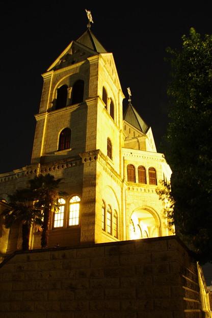 Photos: 大谷石の教会