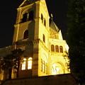 大谷石の教会