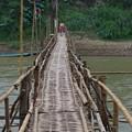 乾季だけの竹橋
