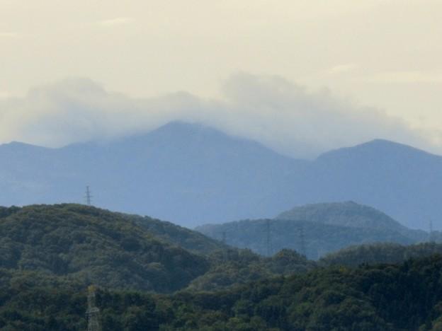 初秋の白山