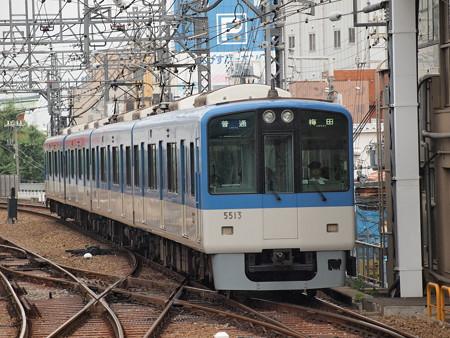 阪神5500系普通 阪神本線尼崎駅