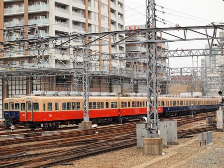 阪神7801形 尼崎駅