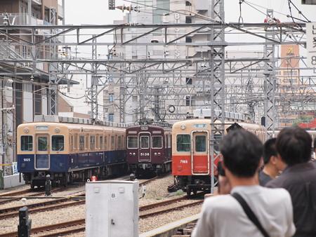 阪急5100系 阪神尼崎駅01