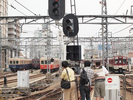 阪神・阪急・近鉄の競演