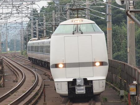 683系 特急サンダーバード 湖西線志賀駅03