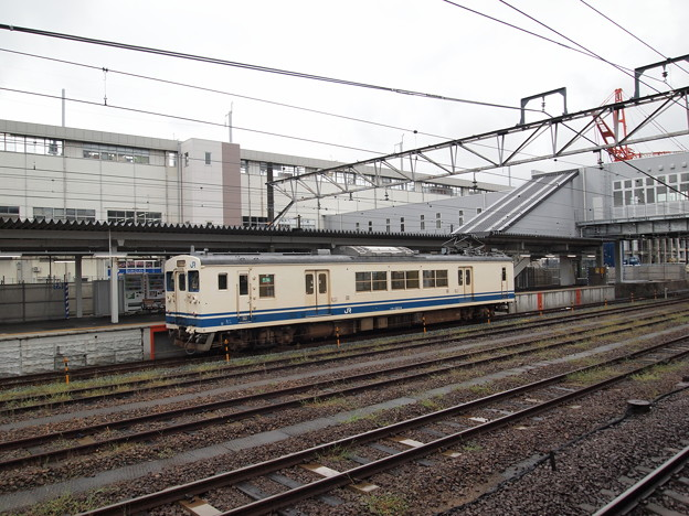 123系普通   宇部線新山口駅01