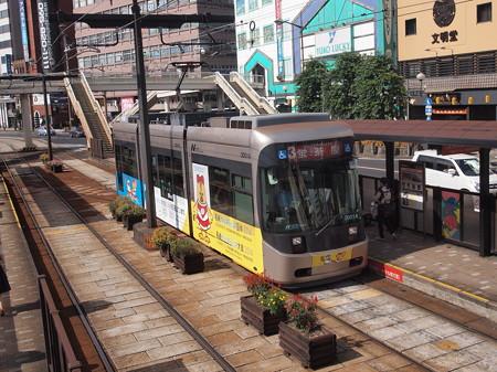 長崎電鉄3000形 長崎駅前02