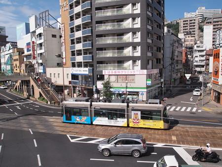 長崎電鉄3000形 長崎駅前03