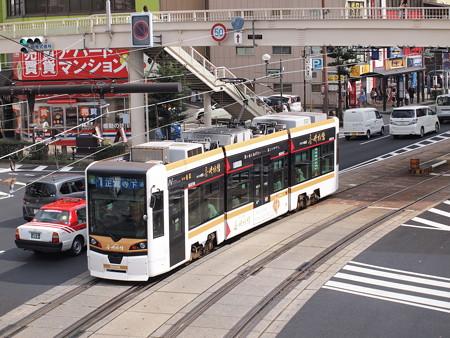 長崎電鉄5000形 長崎駅前01