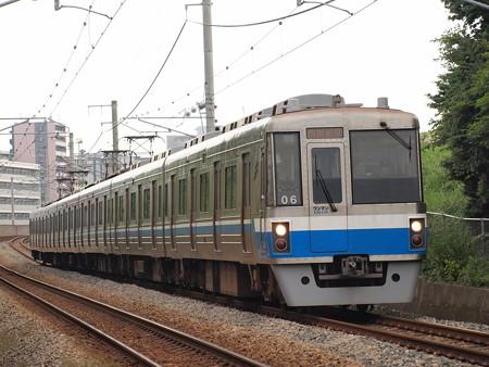 福岡市営地下鉄1000系周船寺~九大学園都市01
