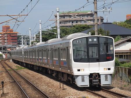 811系普通 鹿児島本線水城駅