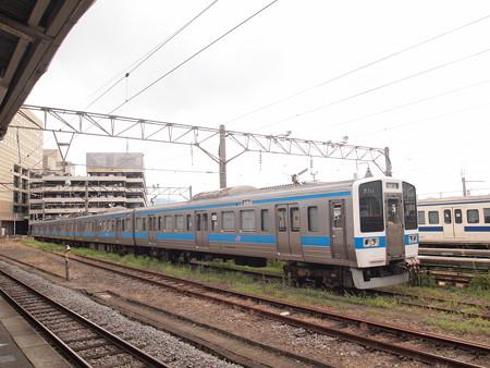 415系 長崎本線長崎駅