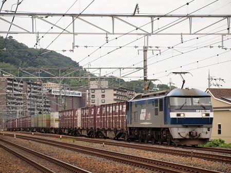 EF210貨物  東海道本線島本~山崎03