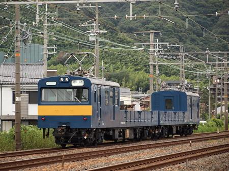 クモル145形   東海道本線島本~山崎02