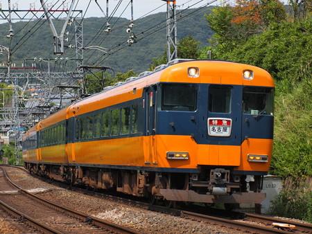 近鉄12200系名阪乙特急 近鉄大阪線関屋~二上
