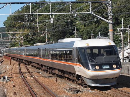 383系特急ワイドビューしなの 東海道本線山科駅