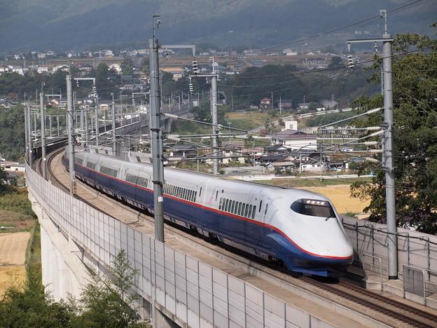 E2系あさま 長野行新幹線上田~佐久平03