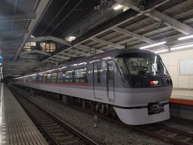 西武10000系特急ちちぶ  西武池袋線飯能駅01