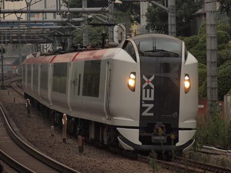 E259系特急成田エクスプレス 湘南新宿ライン池袋~新宿