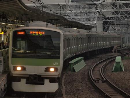 E231系普通   山手線五反田駅01