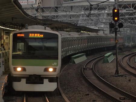 E231系普通   山手線五反田駅03