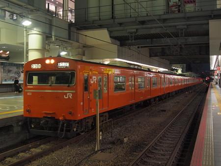 103系普通  大阪環状線大阪駅03